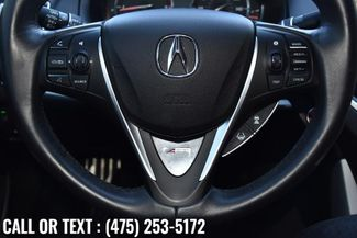 2019 Acura TLX w/A-Spec Pkg Red Leather Waterbury, Connecticut 32