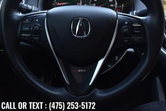 2019 Acura TLX w/A-Spec Pkg Red Leather Waterbury, Connecticut 33