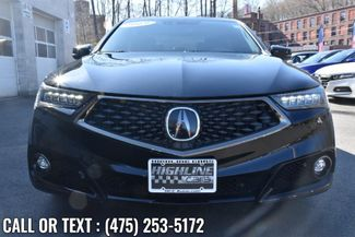 2019 Acura TLX w/A-Spec Pkg Red Leather Waterbury, Connecticut 7