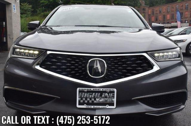 2019 Acura TLX 3.5L FWD Waterbury, Connecticut 8