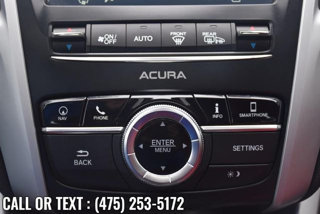 2019 Acura TLX 3.5L w/A-Spec Pkg Red Leather Waterbury, Connecticut 33