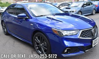 2019 Acura TLX 3.5L SH-AWD w/A-SPEC Pkg Red Leather Waterbury, Connecticut 7