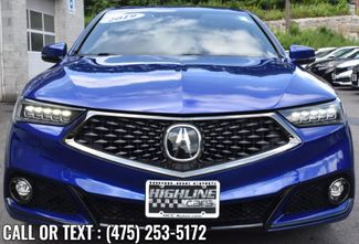 2019 Acura TLX 3.5L SH-AWD w/A-SPEC Pkg Red Leather Waterbury, Connecticut 8