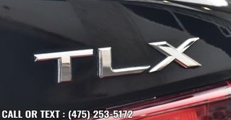 2019 Acura TLX w/A-Spec Pkg Red Leather Waterbury, Connecticut 12