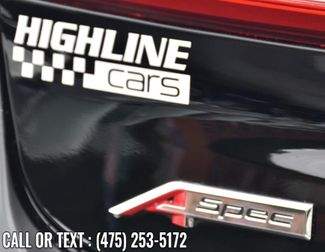 2019 Acura TLX w/A-Spec Pkg Red Leather Waterbury, Connecticut 13