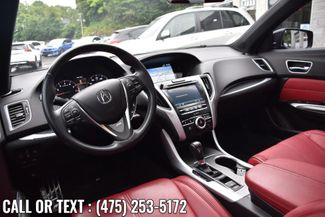 2019 Acura TLX w/A-Spec Pkg Red Leather Waterbury, Connecticut 14