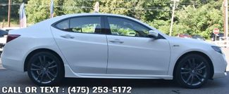 2019 Acura TLX w/A-Spec Pkg Red Leather Waterbury, Connecticut 9