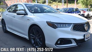 2019 Acura TLX w/A-Spec Pkg Red Leather Waterbury, Connecticut 10