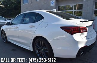 2019 Acura TLX w/A-Spec Pkg Red Leather Waterbury, Connecticut 5