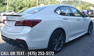 2019 Acura TLX w/A-Spec Pkg Red Leather Waterbury, Connecticut 8