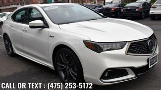 2019 Acura TLX A-Spec Sedan Waterbury, Connecticut 10