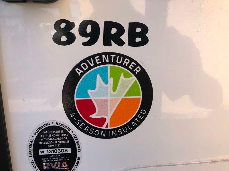 2019 Adventurer 89RB   in Phoenix, AZ