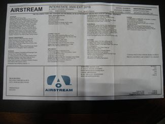 2019 Airstream INTERSTATE 3500 LOUNGE EXT Chesterfield, Missouri 24