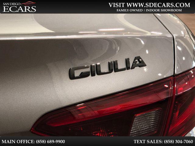 2019 Alfa Romeo Giulia Ti in San Diego, CA 92126
