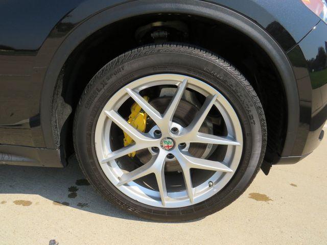 2019 Alfa Romeo Stelvio Ti Sport in McKinney, Texas 75070