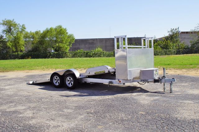 2019 Aluma 8.5' X 18' Car Hauler w/ Power Tilt $7,895 in Keller, TX 76111