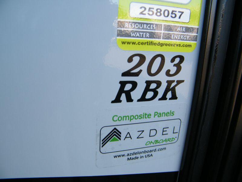 2019 Apex Nano 203RBK  in Surprise, AZ
