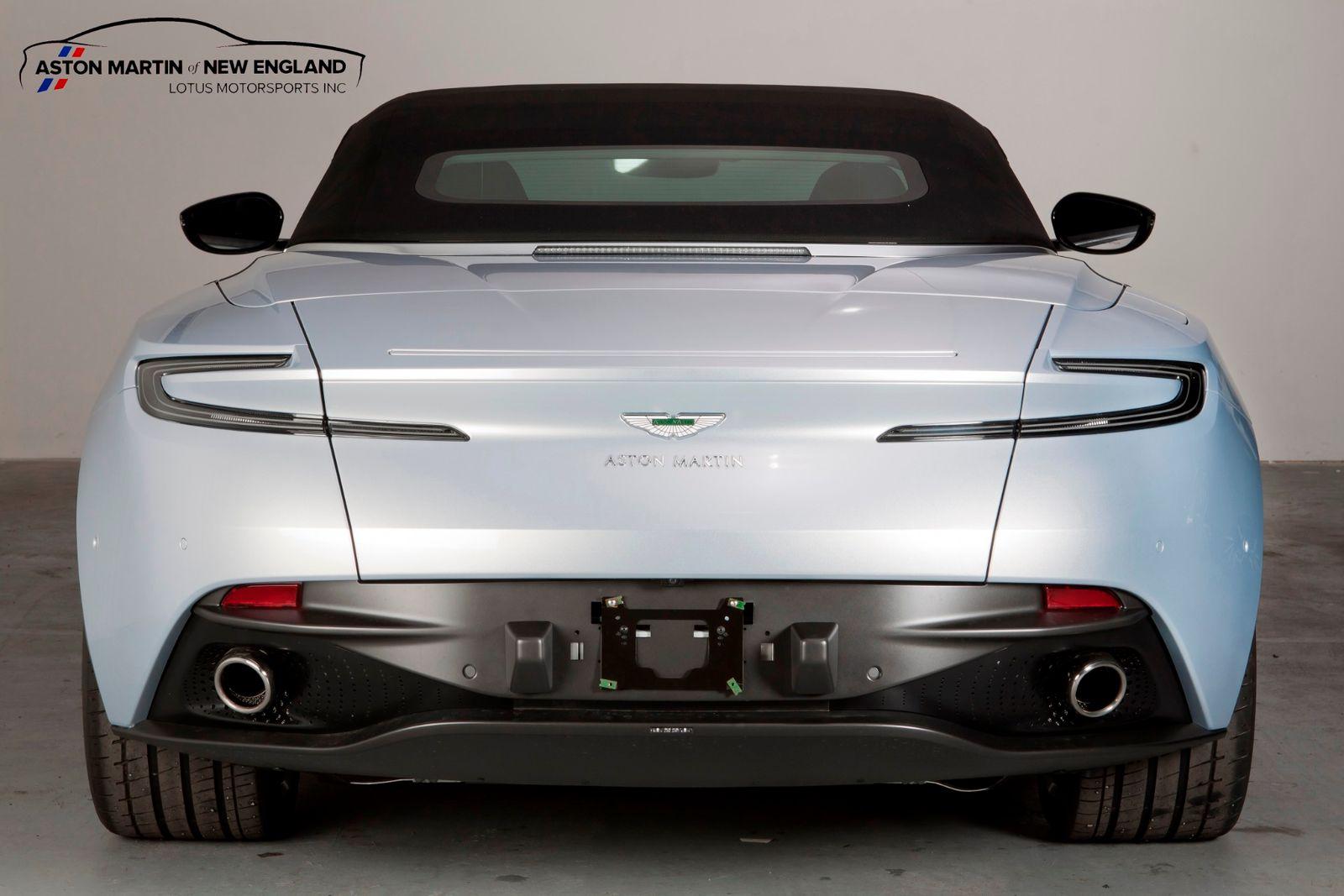 2019 Aston Martin Db11 Volante City Ma Aston Martin Of New England