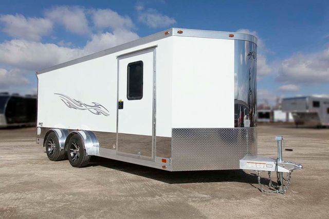 2019 Atc 18' Quest MC300 Ultimate Motorcycle (4) in Fort Worth, TX 76111