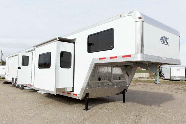 2019 Atc 53' Living Quarters w/ Premium Garage