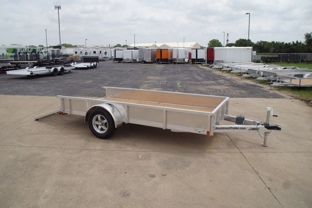 2019 Atc 6X12 UTV TRAILER W/ DIAMOND PLATE SIDES in Fort Worth, TX 76111