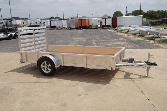 2019 Atc 6X12 UTV TRAILER W/ DIAMOND PLATE SIDES in Fort Worth, TX 76111