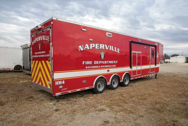 2019 Atc 40' Custom Fire Rescue Trailer