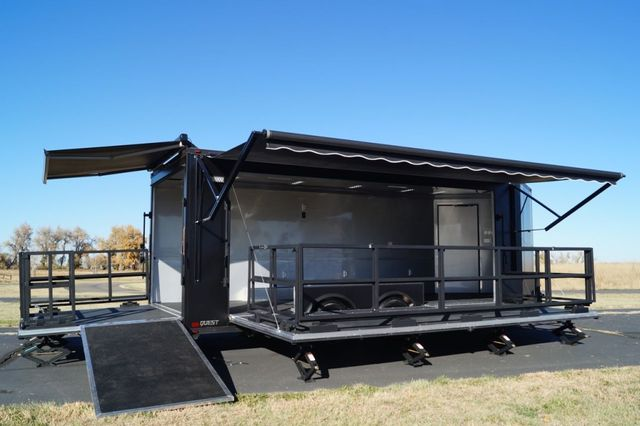 2019 Atc Mobile Marketing Stage – Matte Black in Fort Worth, TX 76111