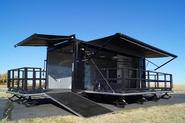 2019 Atc Mobile Marketing Stage – Matte Black in Keller, TX 76111