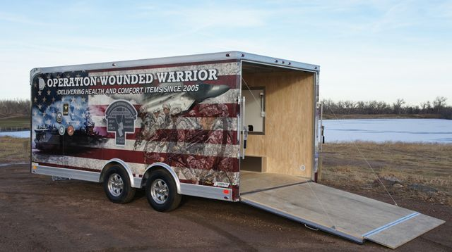 2019 Atc Quest – Operation Wounded Warrior in Fort Worth, TX 76111