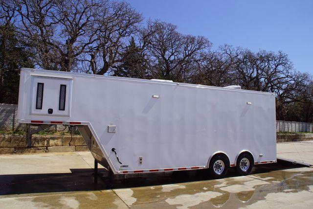 2019 Atc Quest 28'Lx8.5'Wx7.5'H Gooseneck Car Hauler in Keller, TX 76111