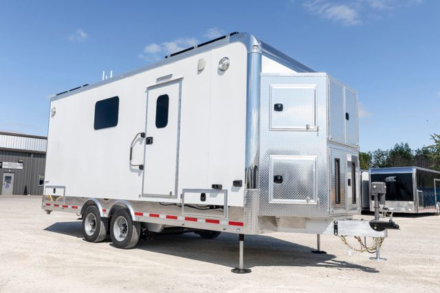 2019 Atc 22' Custom Off Grid Living Trailer