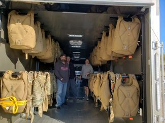 2019 Atc USAF 38' Mobile Command Parachute in Keller, TX 76111