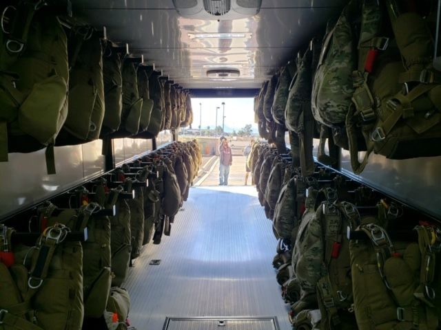 2019 Atc USAF 38' Mobile Command Parachute in Fort Worth, TX 76111