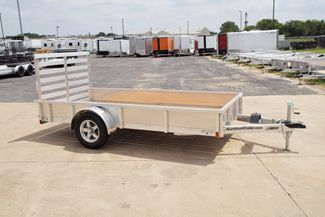 2019 Atc 6' X 12' Aluminum Utility Trailer w/ Treated Deck in Fort Worth, TX 76111