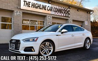 2019 Audi A5 Sportback Premium Waterbury, Connecticut 17