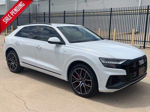 2019 Audi Q8 Prestige * 1-OWNER * 22s * Cold Weather Pkg * PANO