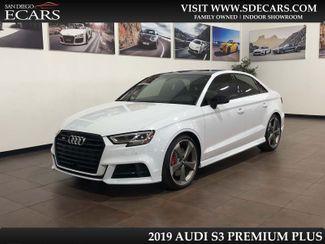 2019 Audi S3 Premium Plus in San Diego, CA 92126