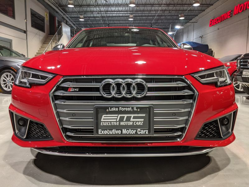 2019 Audi S4 Premium Plus  Lake Forest IL  Executive Motor Carz  in Lake Forest, IL