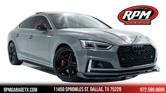2019 Audi S5 Sportback Prestige with Upgrades in Dallas, TX 75229