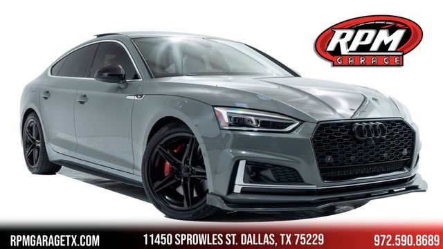 2019 Audi S5 Sportback Prestige with Upgrades