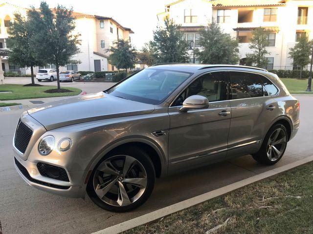 2019 Bentley Bentayga V8 Houston, Texas 5
