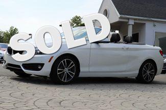2019 BMW 2-Series 230i Convertible Sport Line in Alexandria VA