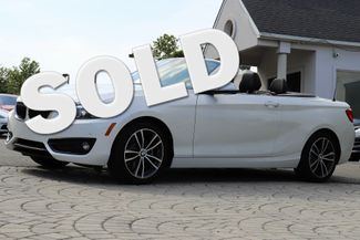 2019 BMW 2-Series 230i Convertible Sport Line in Alexandria VA