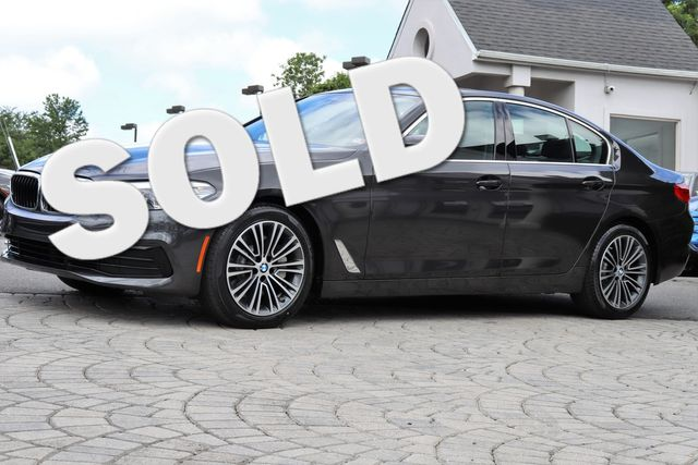 2019 BMW 5-Series 540i Sport Line in Alexandria VA