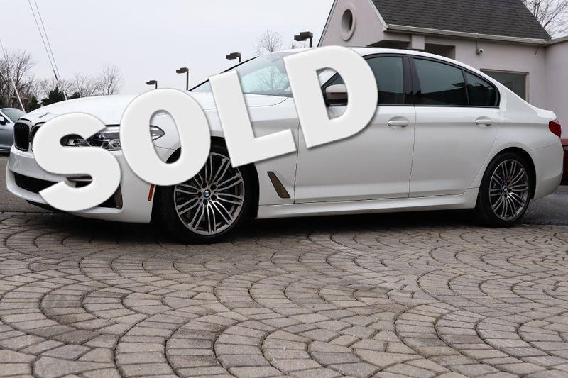 2019 BMW 5-Series M550i xDrive in Alexandria VA