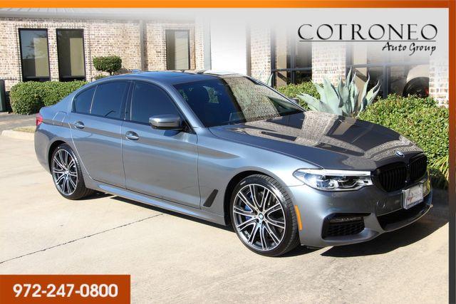 2019 BMW 540i Sedan M Sport in Addison, TX 75001