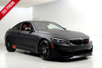 2019 BMW M Models M4* Competition Pkg* Black Matte Wrap* One Owner** | Plano, TX | Carrick's Autos in Plano TX