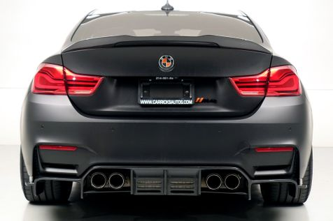 2019 BMW M Models M4* Competition Pkg* Black Matte Wrap* One Owner** | Plano, TX | Carrick's Autos in Plano, TX