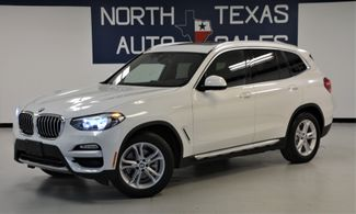 2019 BMW X3 sDrive30i 1 OWNER NAV PANO ROOF in Dallas, TX 75247